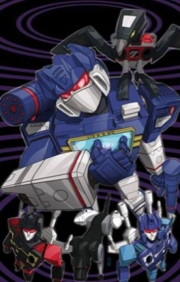 Daughter of Soundwave Transformers G1 (adopted) - Frenzy-of