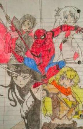 I web Grimm ( spider man reader x Rwby ) by Wargeg