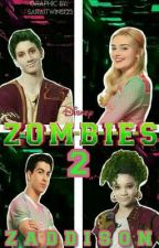 Disney zombies 2 by Zaddison