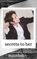 SECRETS TO HER | 黃仁俊 ✔️ by hansworld