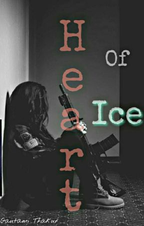 Heart Of Ice  by gxtxmi