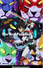 The Red Paladin by MissImaginary_