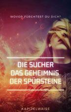 Die Sucher - Das Geheimnis der Spürsteine  by Kapitelwaise