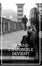 Quand l'impossible devient possible. Tome 3 by LauraMourette