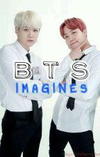 BTS Imagines by ChimberryJams