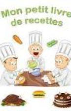 Mon petit livre de recettes by user11262014