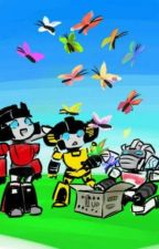 Transformer characters  by abigail463
