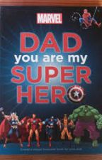 My super hero my dad by Numera67