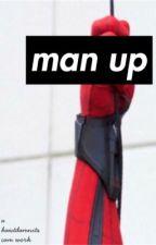 man up; trans peter parker by hawtdamnitscam