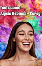 Facts about Alycia Debnam - Carey by wolfhardice