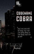 [12 chòm sao] Codename: COBRA by Tauriel_leiruaT