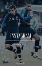 Instagram // Équipe de France  by stories92