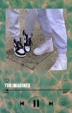 💛Washpoppin-Ybn imagines💛 by danielxseavey