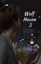 Wolf Haven 3 ↬Namjin↫ (Omegaverse) by _Bihter
