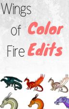 Wings of Fire Color Edits (COMPLETE) by -pyritemask