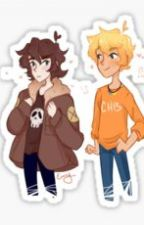 Solangelo Highschool Au - Changing Plans by KingTired
