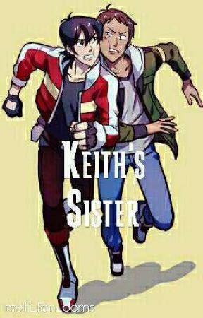 Keith's Sister (Klance) by mmulti_fan_doms