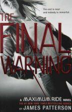 JAMES PATTERSON-THE FINAL WARNING by DarrenAdams8