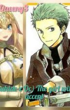 (Mitsuhide x Oc) The Golden Accent by Queeny3