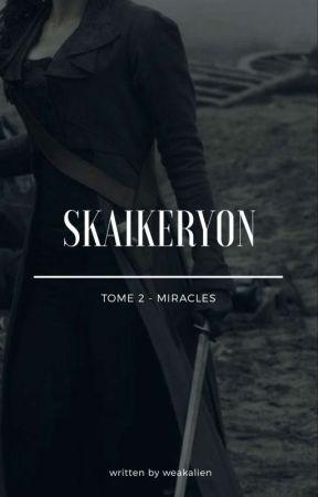 Skaikeryon [TOME 2] ▷ The 100 by weakalien