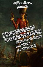 Steampunk Revolution || Concorso di disegno e scrittura creativa 2018 by Alidinchiostro