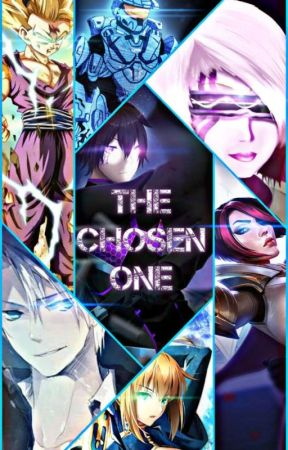The Chosen One ( Male reader x RWBY Harem) by Balasubas19