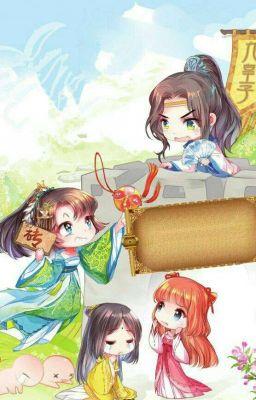 Đọc truyện ( fantastic 12cs) Vương Gia, Vương Phi Muốn Trèo Tường