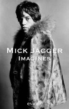 Mick Jagger Imagines by evaoli