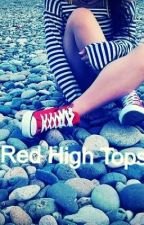 Red High Tops by gummie-