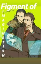 A Figment Of Imagination (FrostIron) »completed« by iggy-marvel