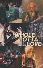 Whole Lotta Love    A Rockstar Imagine Book  by pixelfaerie