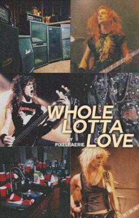 Whole Lotta Love || A Rockstar Imagine Book  by pixelfaerie