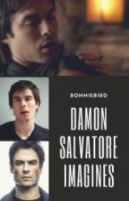 Damon Salvatore: imagines and preferences by jungkookieoppa22