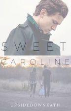 Sweet Caroline // Tom Holland AU by kathscribbless