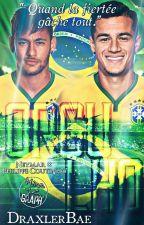 Orgulho [ Neymar x Philippe Coutinho] by DraxlerBae