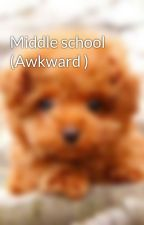 Middle school (Awkward ) by RANDOMNESSVIDEO