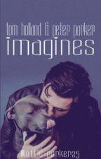 Tom Holland/ Peter Parker Imagines  by lottie-parker25