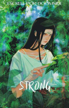 Strong. -Neji Hyuga- by Doomside