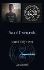 Avant Divergente : Nathalie Wright-Prior [EN PAUSE] by clemdivergent