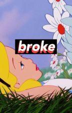 broke! | d.j.s 3 by -peachvines