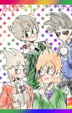 Colored Routes | Eddsworld x Reader by crushworthy