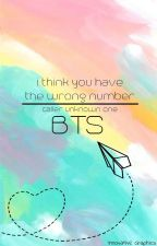 I Think You Have The Wrong Number || BTS by agustd-ina