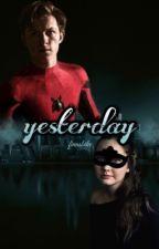 Yesterday • Peter Parker by finnsbike