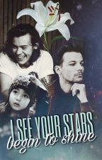 I see your stars begin to shine | Larry Stylinson  by _ignisfatuus