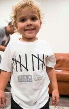 Mini Jake Paul's big Sister by logangpauler_team10