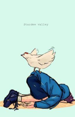 I'll Cover You || Stardew Valley (Sebastian x OC) - Night