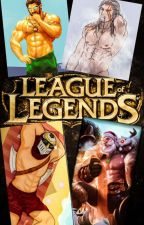 League Of Legends Guys X Male Reader by ATriflingHoe