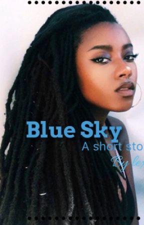 Blue Sky  by _PrincessLexx