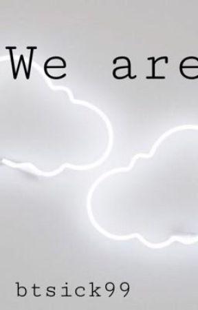 We are: Moon Squad  by btsick99