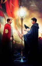 Merlin Magic Reveal One-shots by nemomenovit